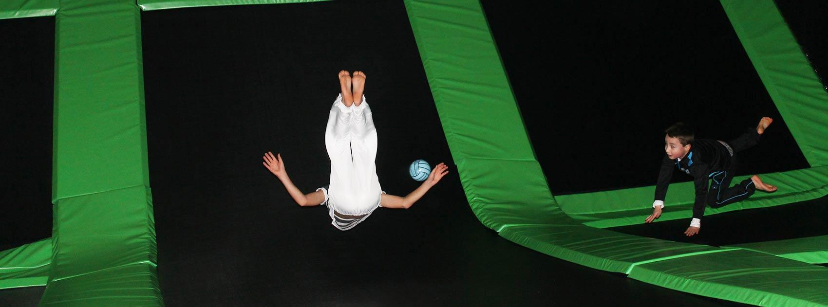 trampolines lannion city sport. Black Bedroom Furniture Sets. Home Design Ideas